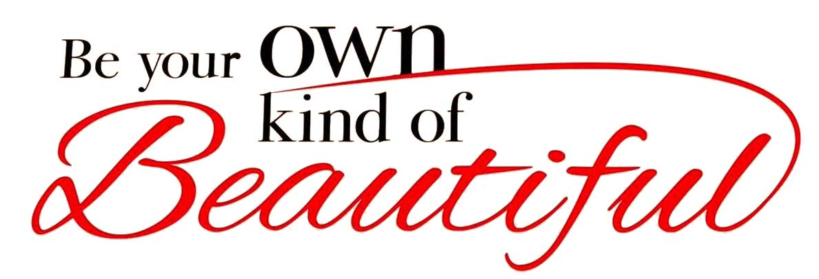Be your own kind of beautiful - Crimson Hair Salon